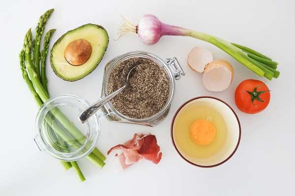 Beste und natürliche Zutaten für das Kochen und dem unwiderstehlichen Genuss